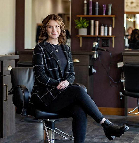 Studio 360 Salon Emily Hilbelink