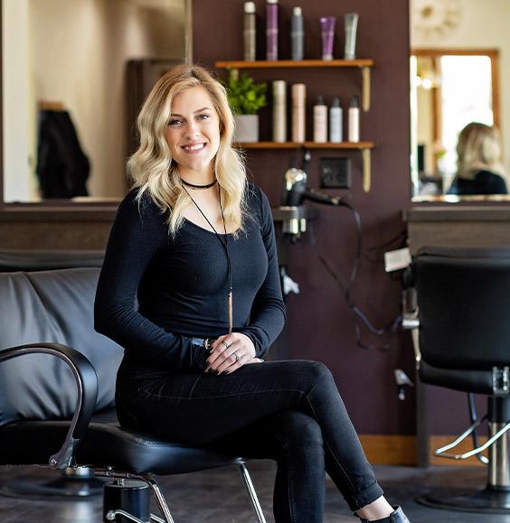 Studio 360 Salon Lauren Charles